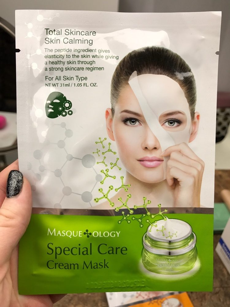 #Beauty #Masqueology #Pampering #ad