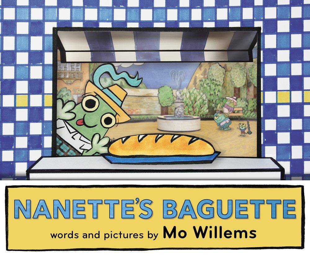 #NanettesBaguette #MoWillems #books #ambassador #d