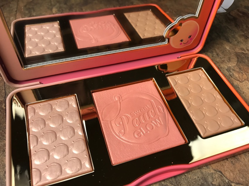 #TooFaced #SweetPeach #tfsweetpeach #beauty #makeup #blog #blogger