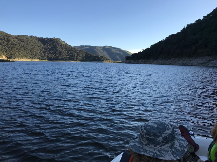 #lake #lakelopez #boat #boating #travel #familytravel #arroyogrande #california #centralcoast