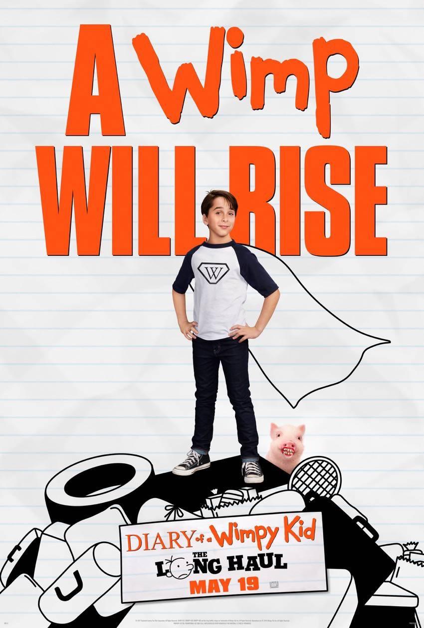 #WimpyKid #movies #giveaway #ad
