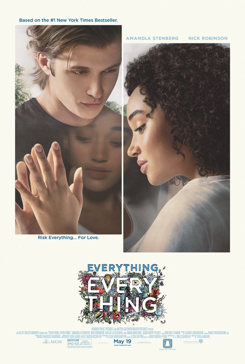 #EverythingEverything #movies #giveaway #ad