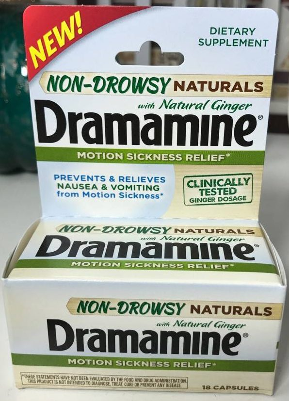 #Dramamine #BlogHer #BlogHer17 #KeepMoving #ad