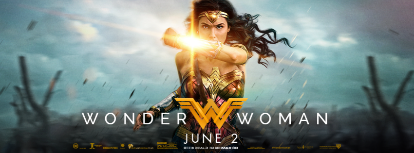 #WonderWoman #movie #giveaway #ad