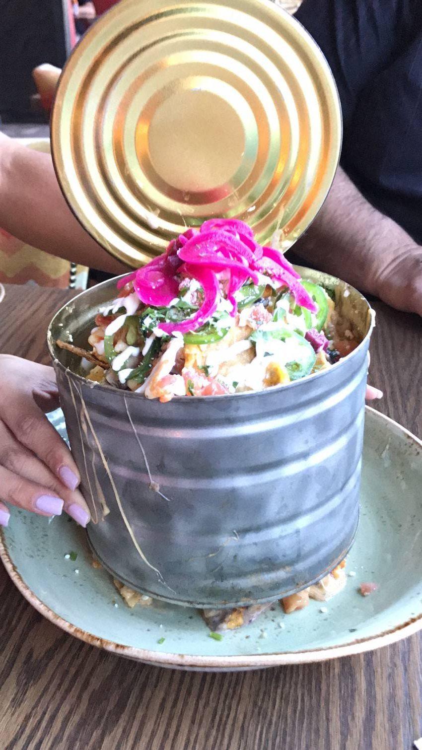 #GuyFieris #food #foodie #trashcannachos #nachos #travel #blogger