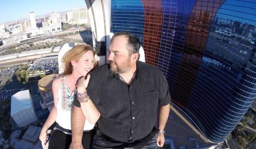 Experiencing Vegas from Above on the VooDoo ZipLine