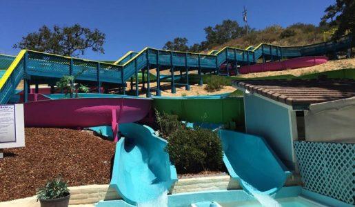 Summer Fun at Mustang Waterpark at Lake Lopez