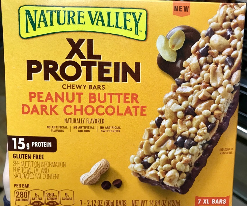 #NatureValley #family #teens #food #ad