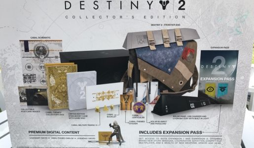 Destiny 2 Available for XBOX One and PS4