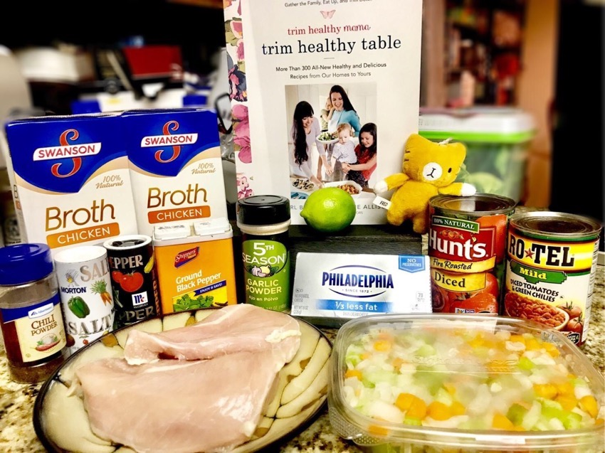#TrimHealthyTable #book #food #foodie #giveaway #health #ad