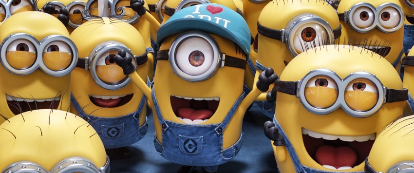 #DespicableMe3 #DM3Family #movie #ad