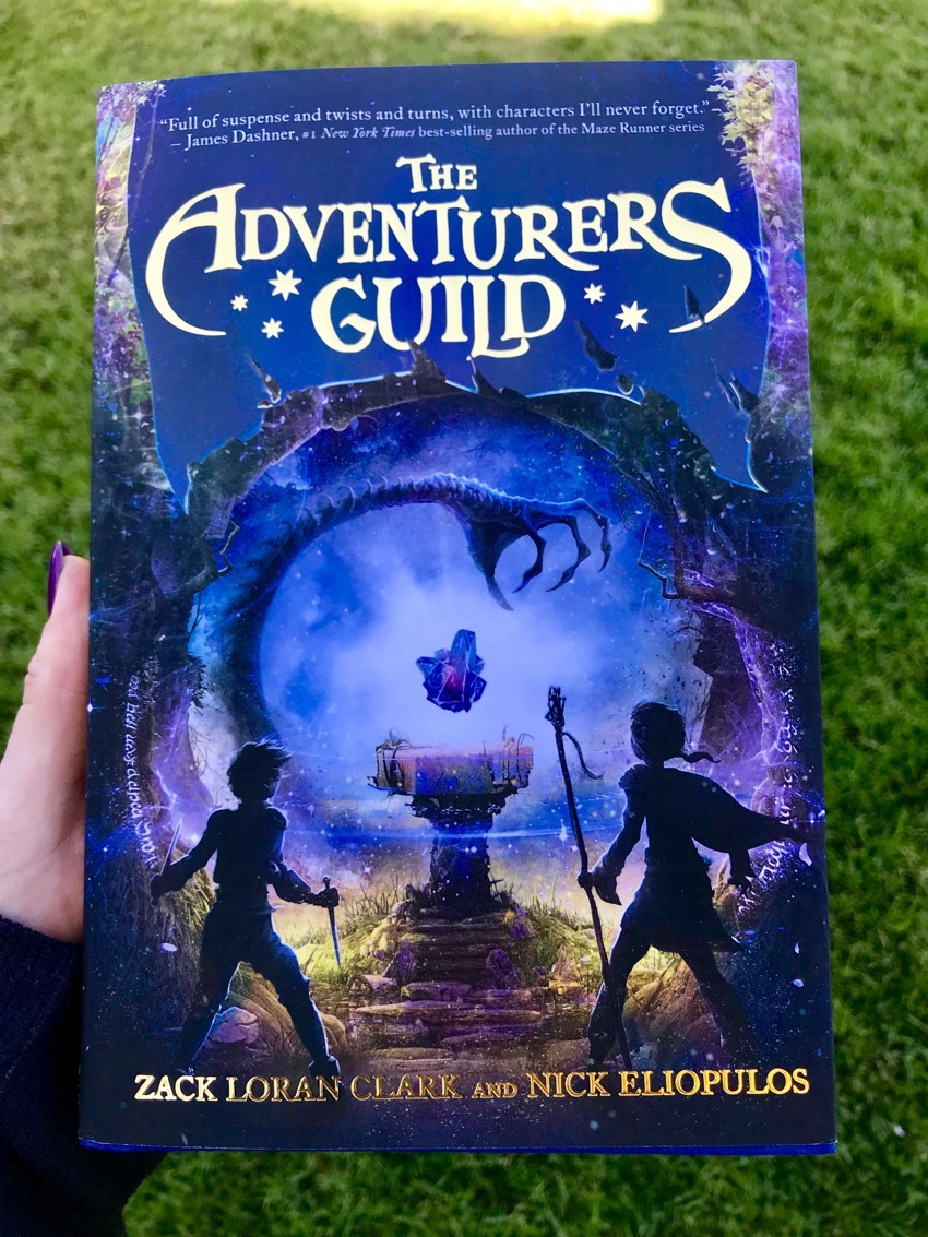 #AdventurersGuild #books #giveaway #Disney #ad