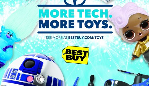 The Best Buy Holiday Toy Catalog is Here!