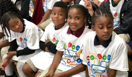 Boys and Girls Club of America Inspires Children with My.Future