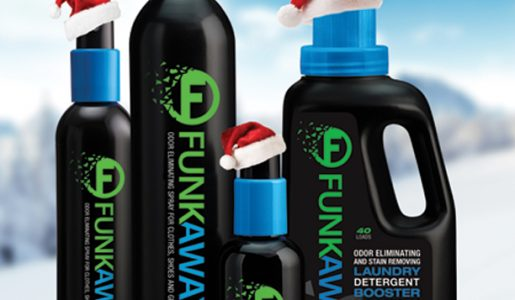 Say Goodbye to Odors with FunkAway This Holiday Season