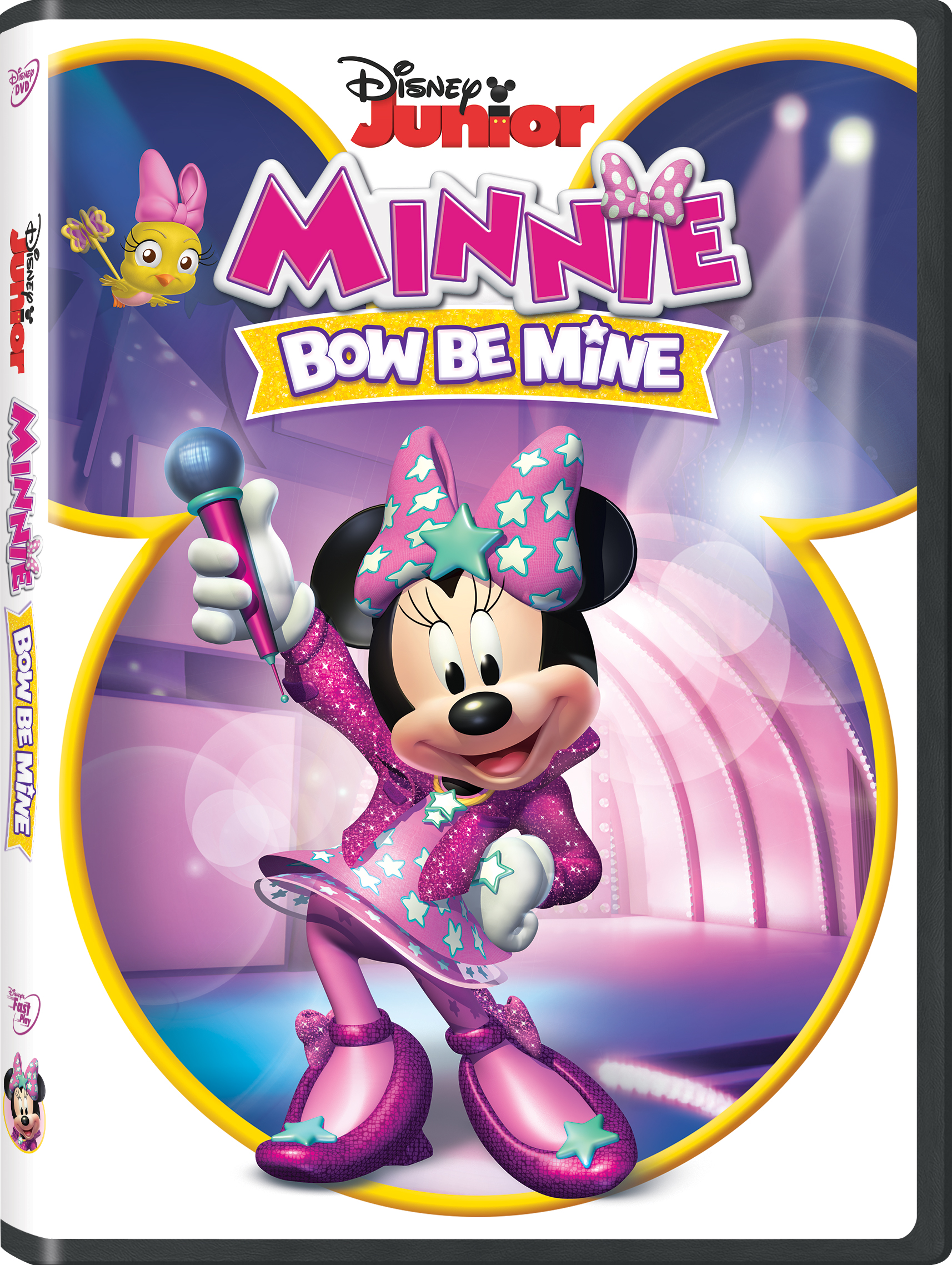 Minnie: Bow Be Mine on DVD + Giveaway - Redhead Mom