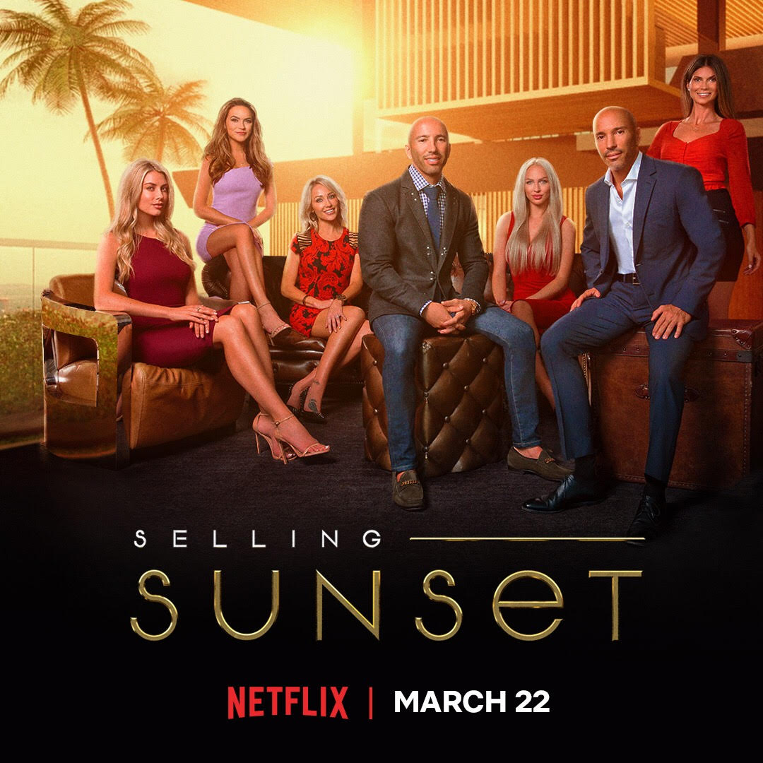 Tune in for Netflix's Reality TV Premier of Selling Sunset - Redhead Mom