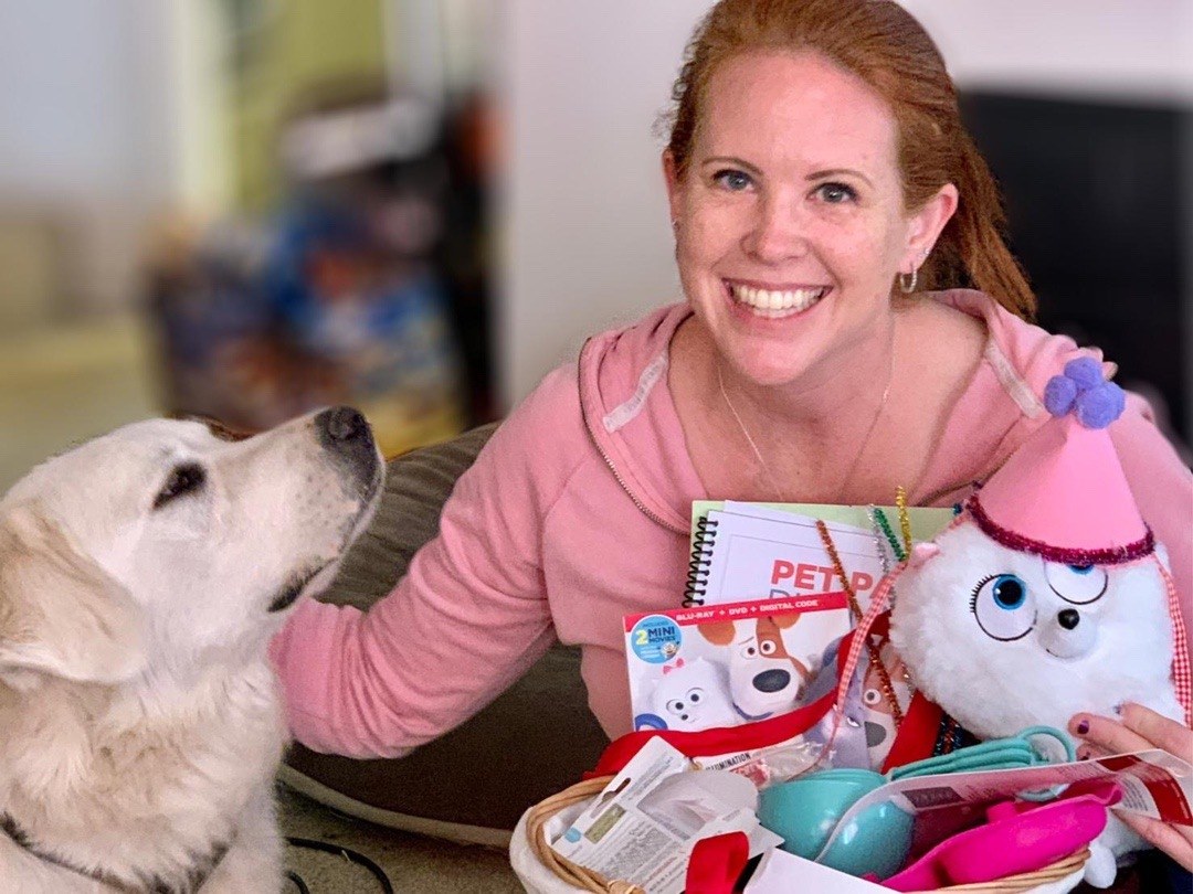 The Secret Life Of Pets 2 On Blu Ray And Dvd Giveaway Redhead Mom