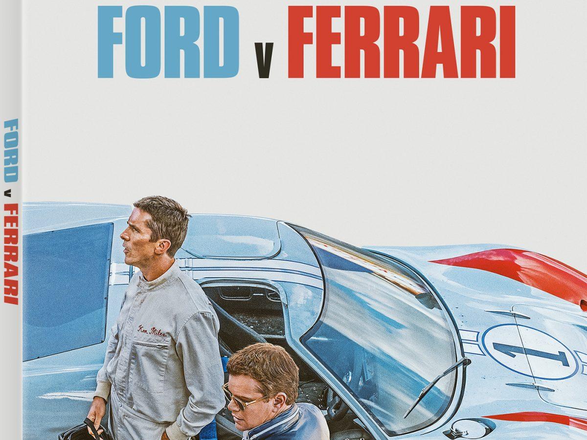 Ford V Ferrari On Blu Ray And Dvd Redhead Mom
