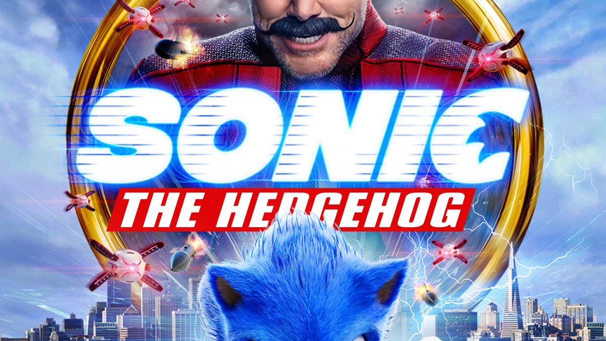 Sonic The Hedgehog On Blu Ray And Dvd Giveaway Redhead Mom